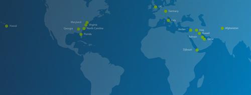 Envistacom's Locations
