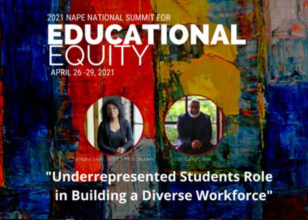 Educational and Community Strategies Tapped to Present at 2021 National Summit for Educational Equity