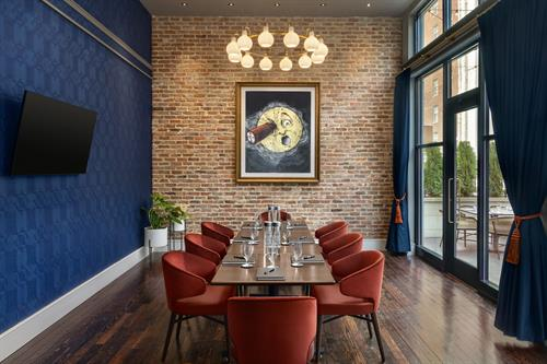Ember Private Dining Room