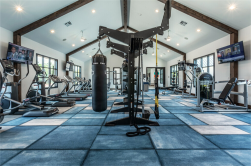 24/7 State-of-the-Art Fitness Center