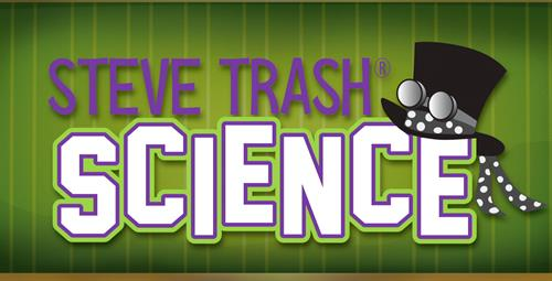Steve Trash Science is the FIRST national TV show Alabama Public Television has ever produced in its 60 year history.  Our writing team, production crew, and Steve Trash are all based in north Alabama.  STS is seen all over the country and is a resource for STEAM teachers around the world.