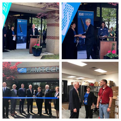 Ribbon Cutting at Our New Location - 7067 Old Madison Pike!