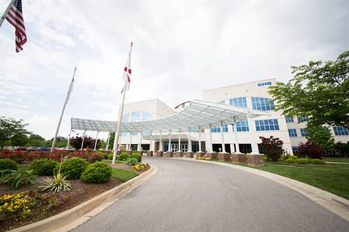 Dynetics Corporate Headquarters, Cummings Research Park