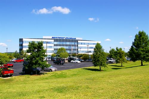 Northrop Grumman Headquarters, Cummings Research Park