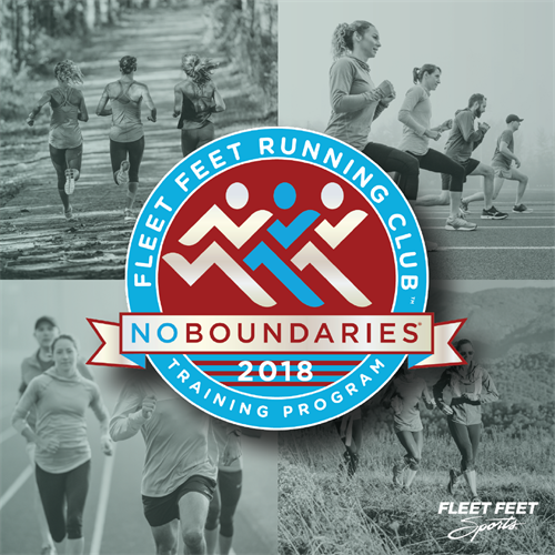No Boundaries Couch to 5k Great Place to Start