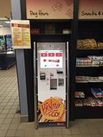 Bistro To Go Self Check Out Kiosk