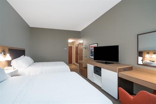 Standard Two Queen Bedroom