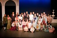 The cast of Carmen, 1/31/14 (Trisha Brinkley Photography)