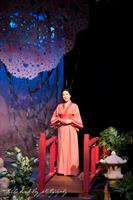 Gloria Ko as Butterfly in Madama Butterfly, 2014