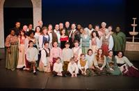 The cast of Carmen, 1/30/14 (Trisha Brinkley Photography)