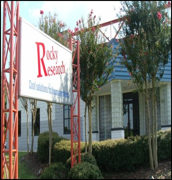 Rocky Research - Huntsville, AL Location