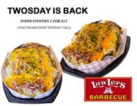 Every TWOSDAY...spend some tater time together!