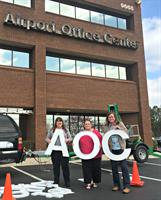 AOC sign gets facelift