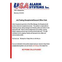 USA Alarm Systems, Inc.