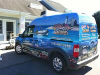 Orleans Seafood Market delivery vans keep restaurants stocked with the best Cape Cod has to offer.