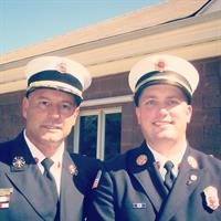 Chief and Deputy Fire Chief