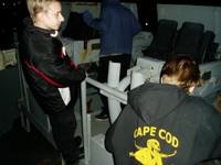 on board battleship