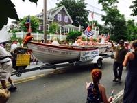 Chatham parade