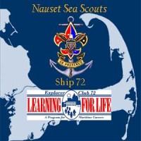 Nauset Ship & Explorer Club 72 logo