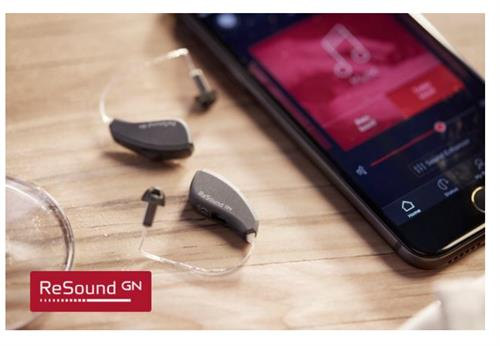 Check out the new smart ReSound Quattro Heaing Aids!