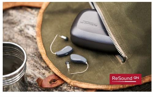 New rechargable Hearing Aids, charge them on the go! Just 3 hours for a full charge.