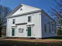 Historic 1834 Meetinghouse Museum