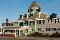 Orleans Waterfront Inn on Cape Cod, MA built in 1875