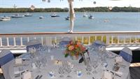 Cape Cod Waterfront Wedding at the Orleans Inn