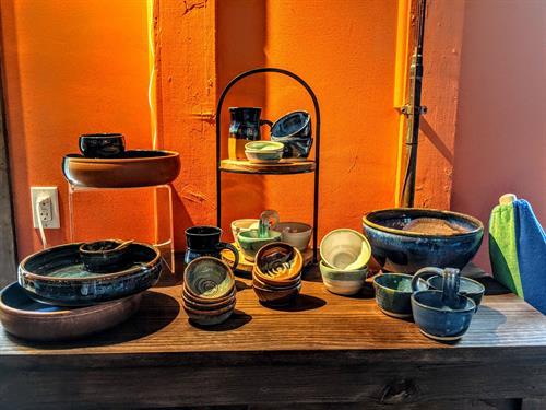 Sunset Canyon Pottery