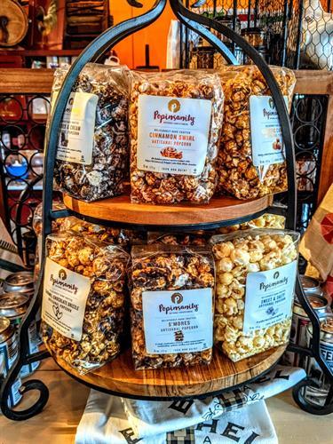 Yummy Popinsanity Artisanal Popcorn