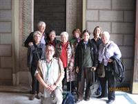 Our group in Milan with Stefano