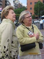 Irene and Sandy