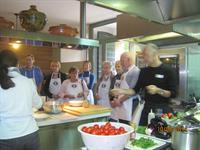 Cooking with Wendy at Antonelli in Montefalco