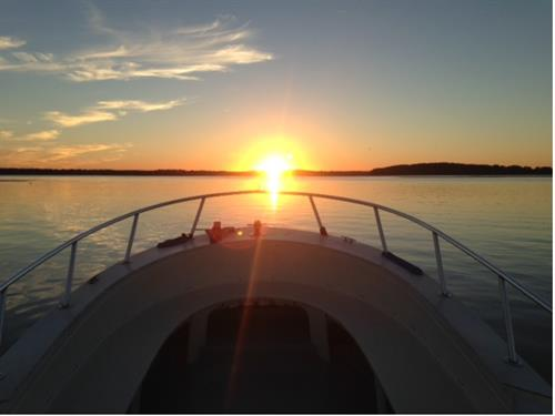 Sunset Cruise on Pleasant Bay