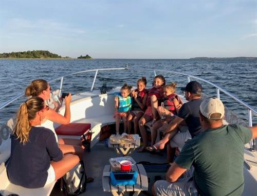 Family Sunset Cruise
