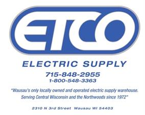 ETCO Electric Supply Inc - Wausau