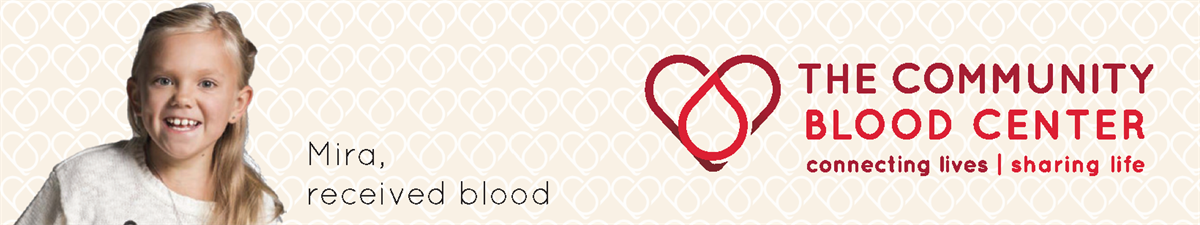 The Community Blood Center - Woodruff