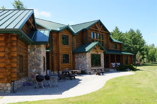7,000 ft business retreat/vacation rental.