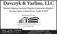 Davczyk & Varline LLC