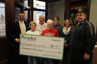 Peoples State Bank Wraps Up Military Care Package Drive