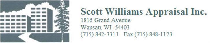 Scott Williams Appraisal Inc