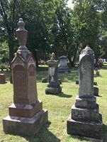 Pine Grove Cemetery Tour