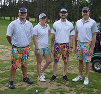 Winning foursomes named at Chamber's annual Golf Outing