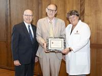 Montgomery named 'Friend of the Program' by UW's Physician Assistant Program