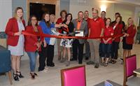 Holiday Inn Express & Suites hosts ribbon cutting
