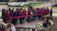 Wausau Metro Strong hosts ribbon cutting at new memorial