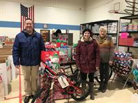 AbbyBank Angel Tree Provides 25 children in the Greater Wausau Area a Bright Christmas