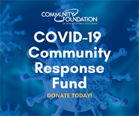 Community Foundation of North Central Wisconsin Establishes COVID-19 Community Response Fund to Address Local Need