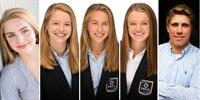 Wausau School District--2020 National DECA Emerging Leader Honor Award Recipients