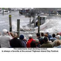 Tilghman Island Day